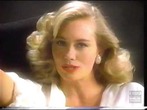 Cybill Shepherd L'Oreal Performing Preference Television Commercial 1989