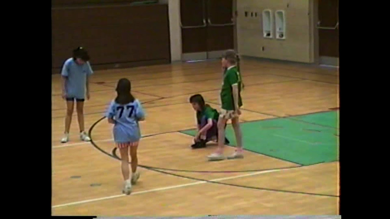 St  Mary's - Chazy 3&4 Girls  3-11-89