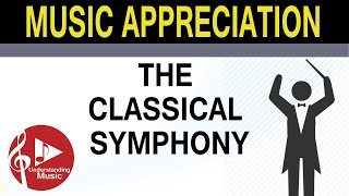 Music Appreciation  - The Classical Symphony