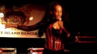 SOUL SUMMIT Music @ SOUTHPAW -  INDRA MATRIX / Zhana Saunders performance (2) 3.20.2010