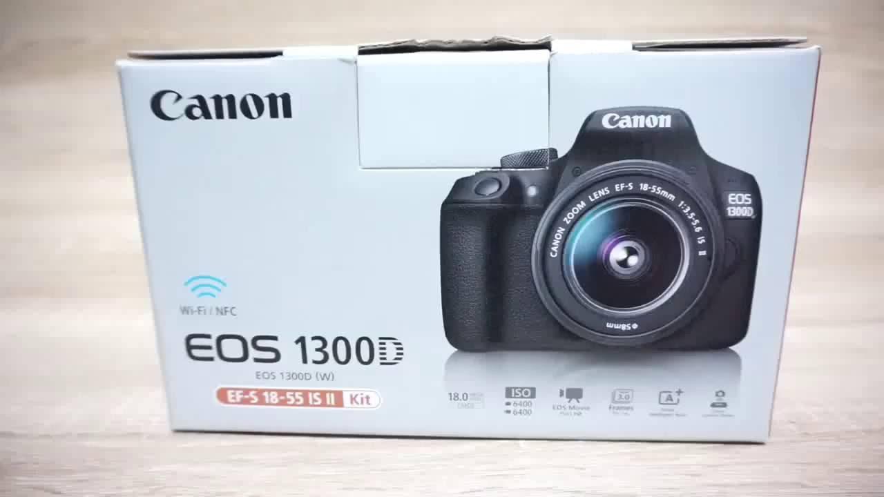 Canon Eos 1300d Review Kamera Contoh Hasil Nikon D3300 Kit 18 55mm Vr Hitam Youtube