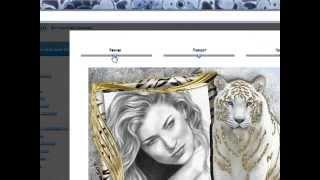 Фотошоп онлайн FotoFlex(Изменение ваших фотографий в avazun.Вставка фото, очень интересный рамки. Улучшение качества фотографии. Фото..., 2015-01-23T11:55:20.000Z)