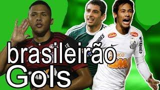 flamengo e outros gols do brasileirao um gol mais bonito que o outro flamengo, brasileirao, corinthi