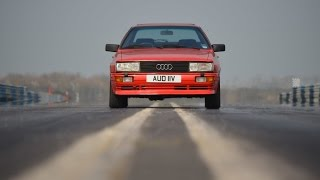 Audi Quattro Restoration - The Story So Far