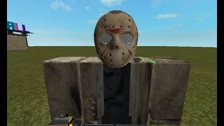 Friday the 13th Part 1 | ROBLOX Stop-Motion Animation