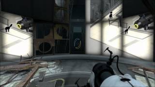 Portal 2 Part 4 - The dual portal device AT LAST!!! Thumbnail