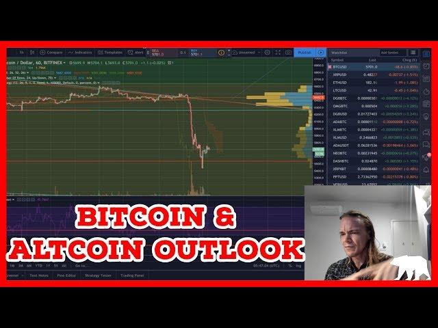 I WAS WRONG? Bitcoin, BAT, RVN & My daily Crypto Updates ( ARCANE BEAR )