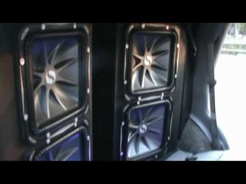Chevy Tahoe 26 inch rims 4-kicker L715's for sale