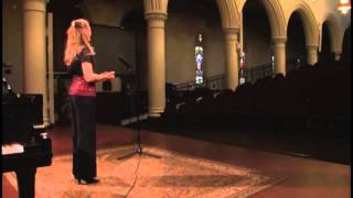 O Holy Night/ Minuit Chrétiens - Joëlle Morris