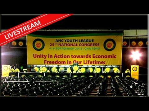 ANCYL 25th National congress continues, 05 September 2015