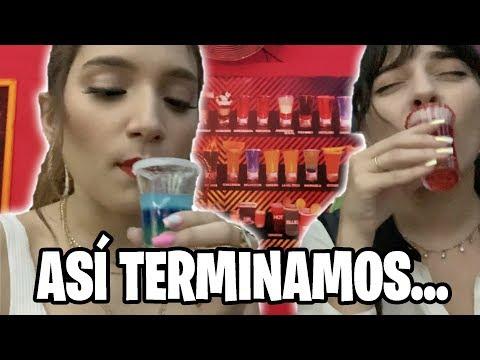 ME FUI de RUMBA en COLOMBIA con UNA AMIGA y TODO SE DESCONTROLÓ...