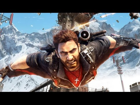 Just Cause 3 Rampage with Rico Ep 4 Ultra Destruction