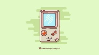 Illustrator For Beginner - Creat Gameboy Icon