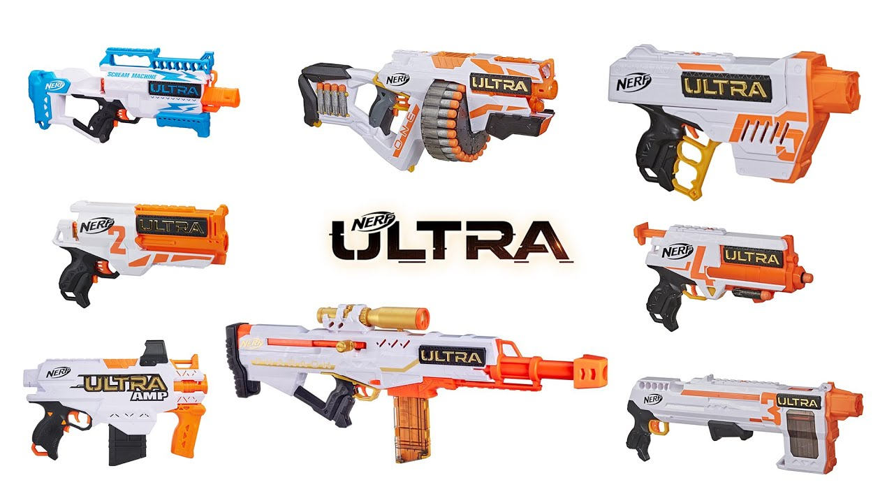 Download Nerf Ultra | Series Overview & Top Picks