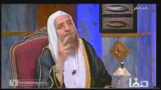 متصل شيعي يسب الشيخ عدنان العرعور وشوف ردة فعل الشيخ