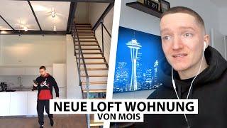 Justin reagiert auf Mois' neue Wohnung.. | Reaktion