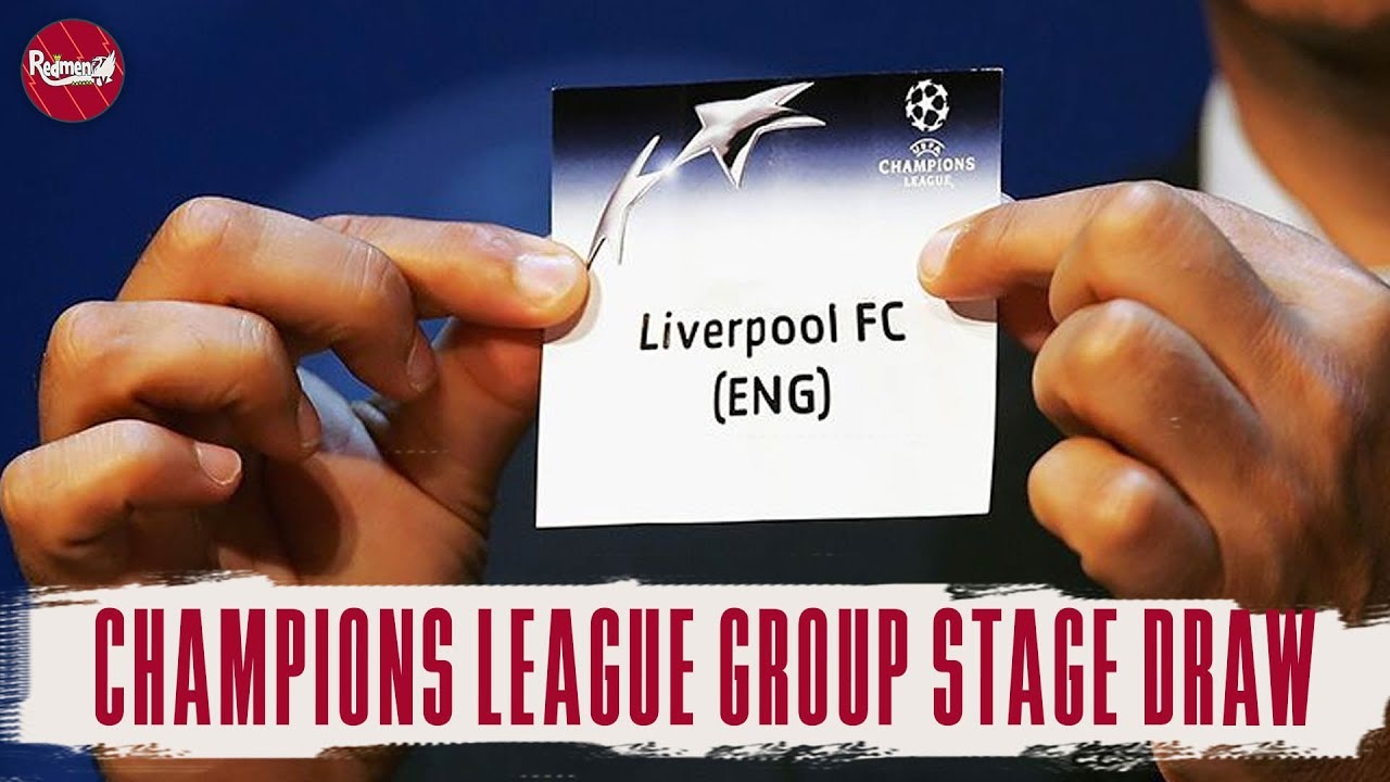 When is the UEFA Champions League group stage draw? Live ...