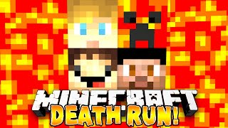 Minecraft - THE DEATH RUN MASTER! w/Preston, Vikkstar, Woofless & Lachlan