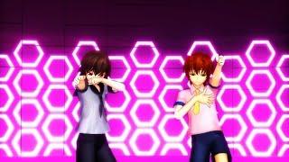MMD - Code Geass - Lelouch & Suzaku - LUVORATORRRRRY!