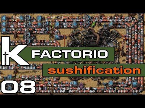 Factorio 0 17 Sushification | Ep 8 | It works! Kind of    - PakVim