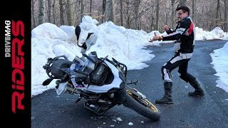 BMW R1250GS - Must Have Parts   Top Accessories