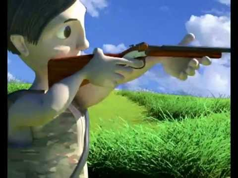 CERS - Tibetan Antelope Animation