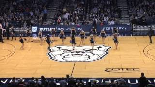 Butler University Dance Team 2016 - Good Feeling