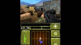 Call of Duty Black Ops NDS - Part 1