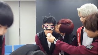 [SF9] Kiss Compilation Part.2
