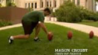 NFL Fantasy File: Mason Crosby