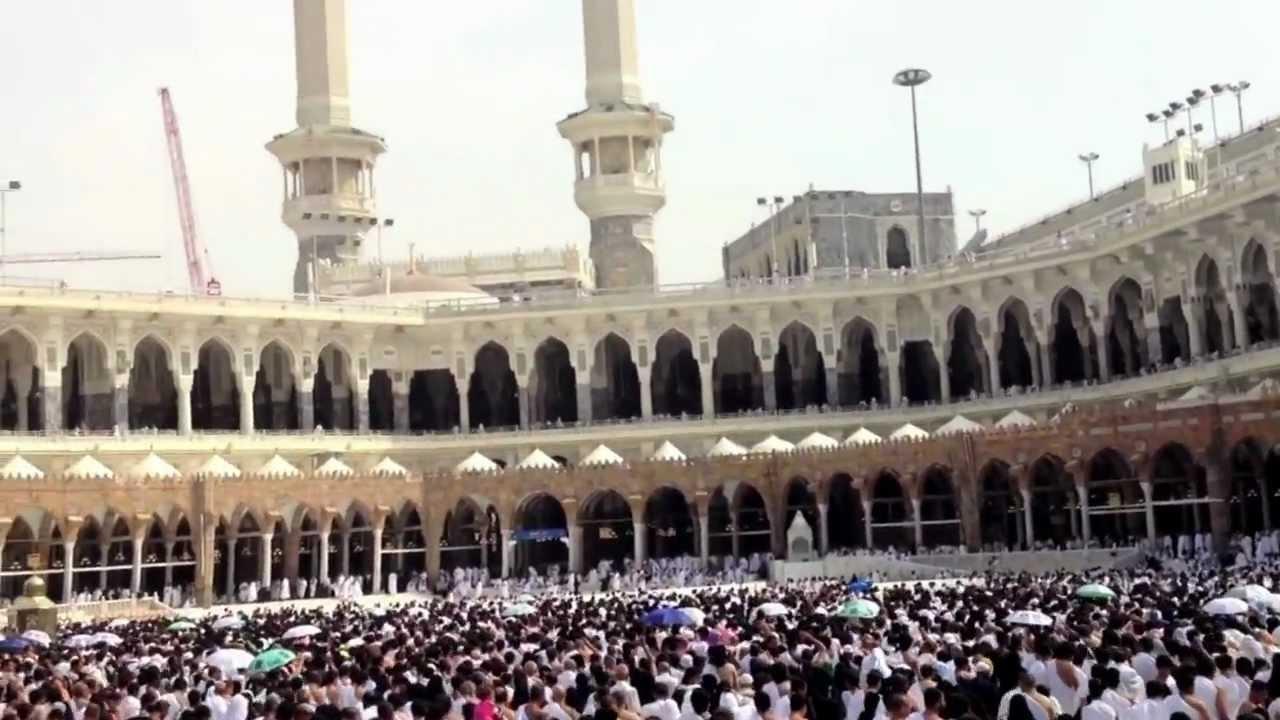 Umrah Banner: Mecca & Madina, Umrah In Ramadan August 2012, Dubai Abdul