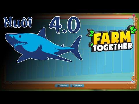 Nuôi Cá Thời 4.0 | 1 Ngày Kiếm Hơn 1 Tỷ Trong Farm Together