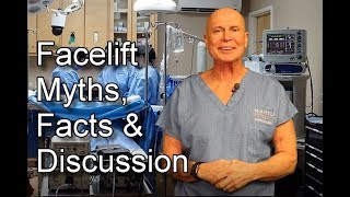 Facelift Myths and Facts: Watch before Having a Facelift