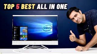 Top 5 Best All IN One Desktop PC⚡⚡Latest 2021