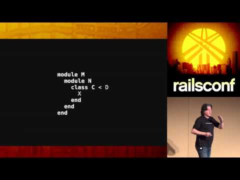 RailsConf 2014 - Class Reloading in Ruby on Rails: The Whole Story by Xavier Noria