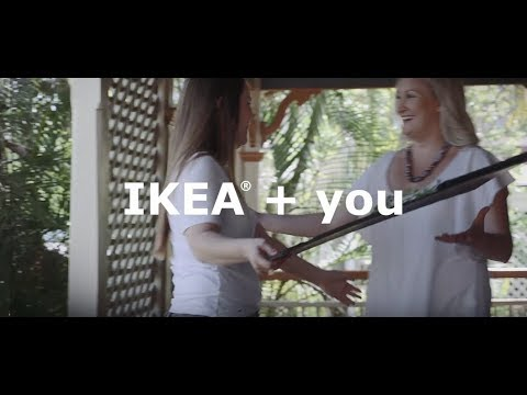 How to create a super comfortable living room | IKEA Australia