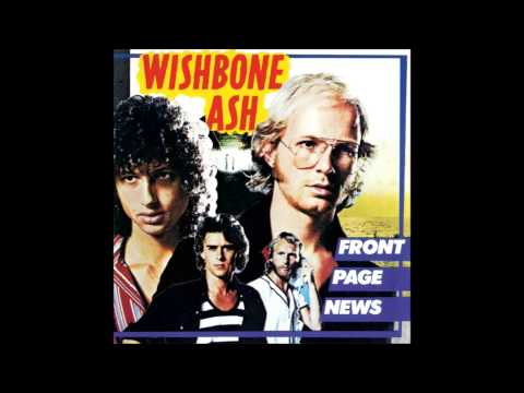 Wishbone Ash - Front Page News
