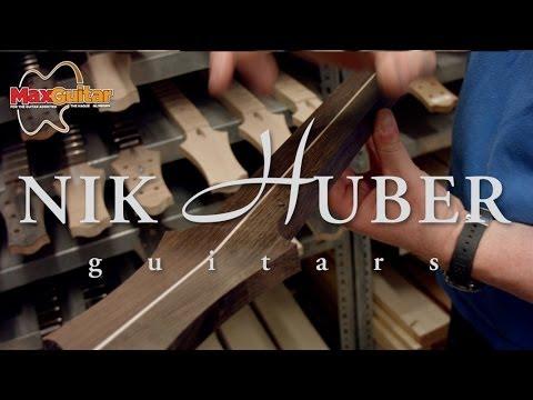 Max Guitar - Nik Huber Factory Tour