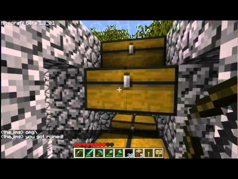 Minecraft MindCrack - S2E144 - Where 8 men sleep together