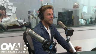 Derek Hough Talks About His Tour and His Marriage Timeline | On Air with Ryan Seacrest