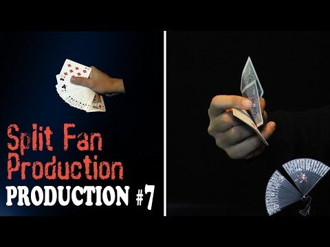 Split Fan Production - Awesome Card Production Series #7