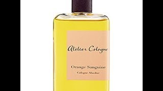 Парфюм Atelier Cologne Orange Sanguine