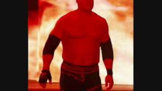 theme song, the big red machine, Kane