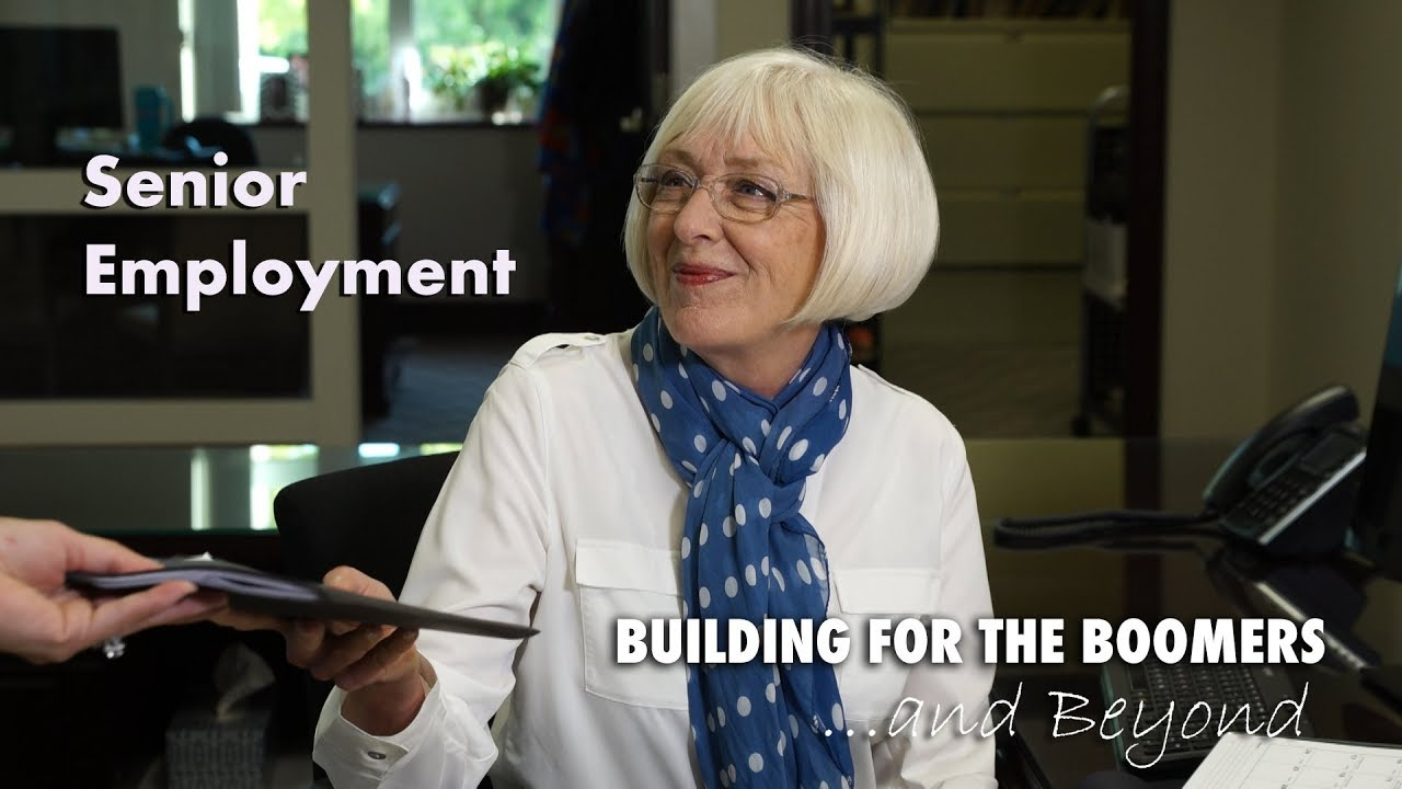 Senior Employment | Senior Services of Wichita