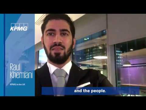 Why I joined KPMG: Raul's story