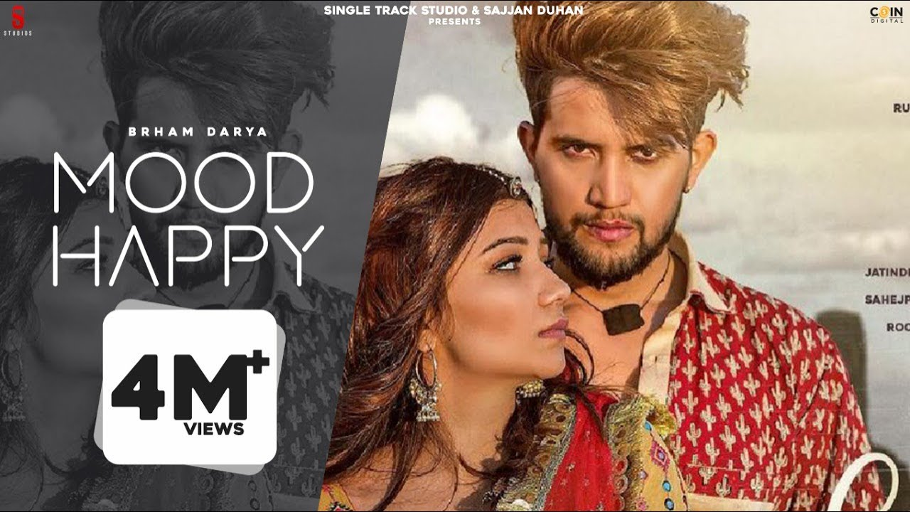 New Punjabi Songs 2021 | Mood Happy | Khushi Punjaban | Brham Ft. Mr & Mrs Choudhary | Tere Pyar Ne