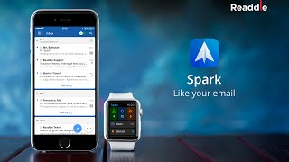 spark fast and smart email