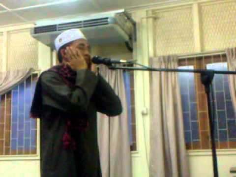 Adzan Bayyati Ust Syamsul Effendi.wmv