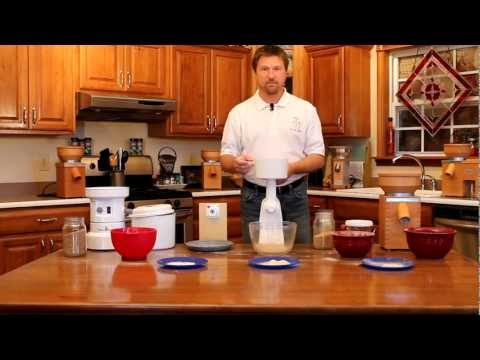 Electric Grain Mill Reviews: Wondermill, Family Grain Mill and the Komo