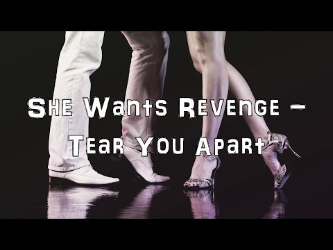 She Wants Revenge - Tear You Apart [Acoustic Cover.Lyrics.Karaoke]